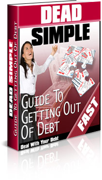 Dead simple guide to getting out of debt fast