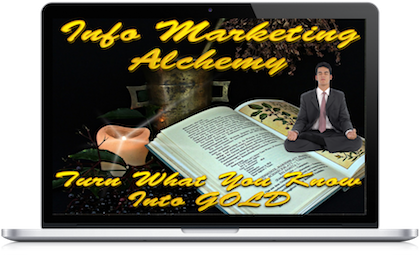 Info Marketing Alchemy